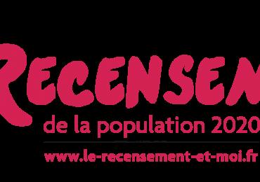 Recensement de la population du 16 janvier au 15 février 2020